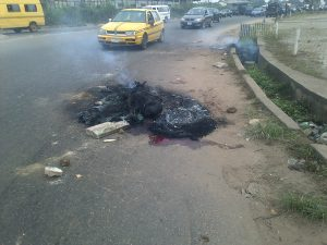 SPECIAL REPORT: Lagos Residents Vow to Kill All Suspected Kidnappers