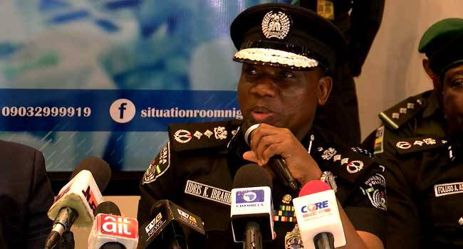 Police restructure SARS, appoint DIG in charge of operations