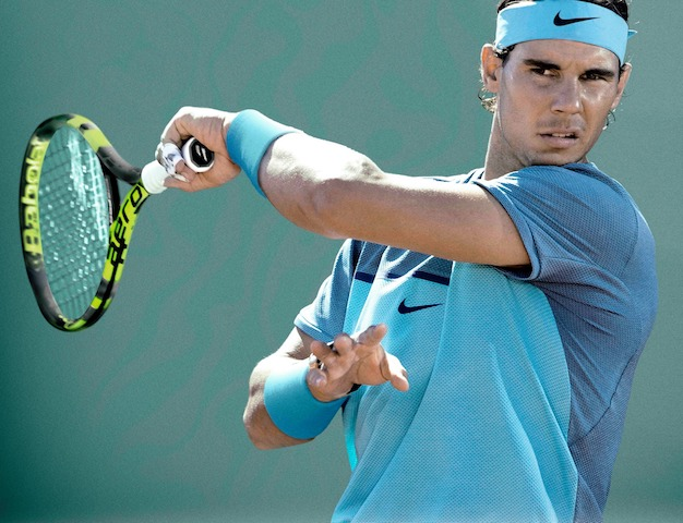 Nadal out of Indian Wells, Miami Masters