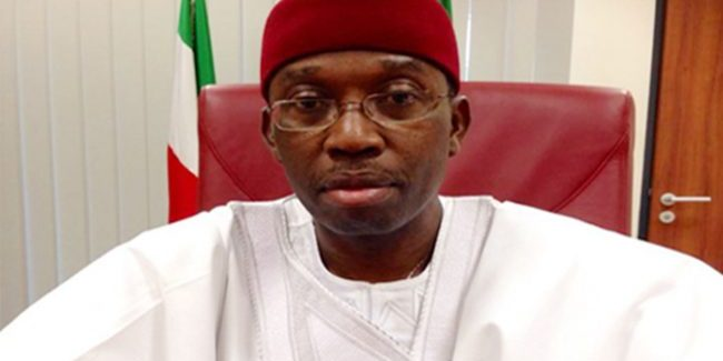Okowa commiserates with Dickson over mother's death