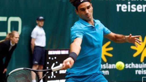 Borna Coric dethrones Federer in Halle