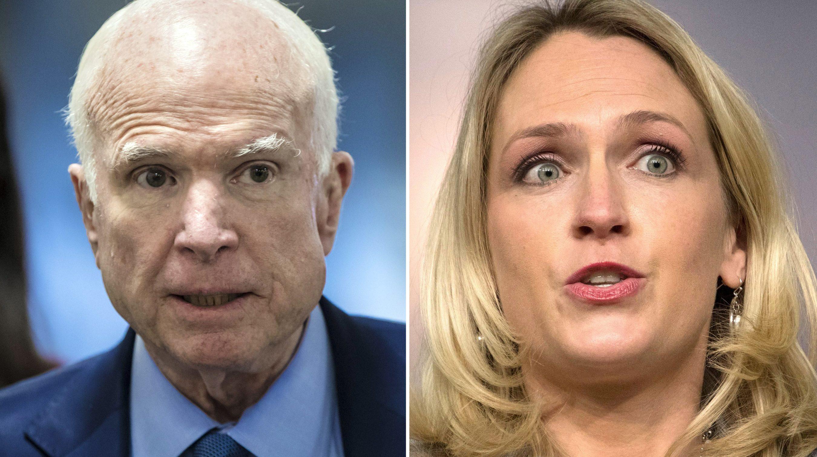 Kelly Sadler: Aide who mocked McCain exits White House