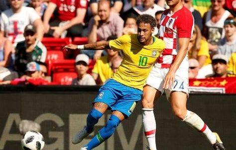Neymar returns in scoring style as Brazil beat Croatia