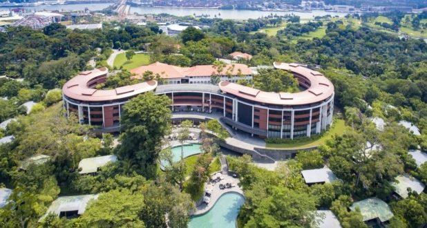 Trump-Kim summit to be held on Singapore's Sentosa Island