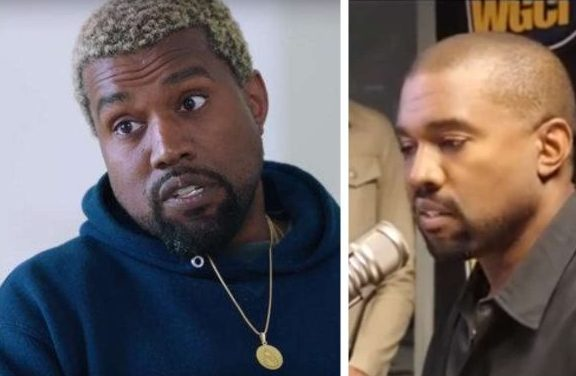 """Kanye West apologises for his """"Slavery was a choice"""" comment"""