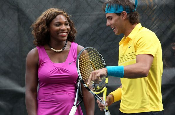 Serena seeded 17th at U.S. Open, Nadal top seed in men's draw