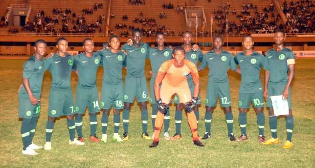 Under-17 Cup of Nations:  Eaglets beat Niger, to face Ghana