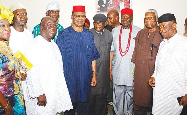New DSS DG:  Southern, Middle Belt elders reject Bichi, accuse Buhari of nepotism