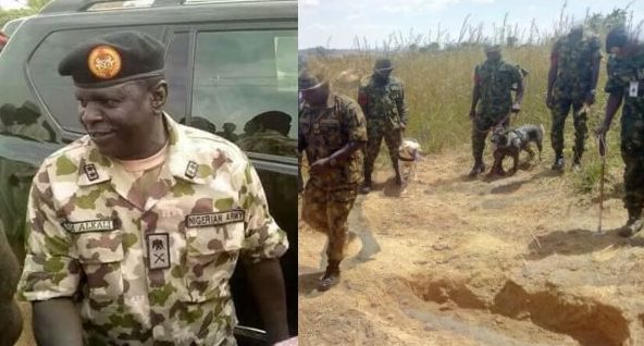 Breaking: Body of missing Army General found