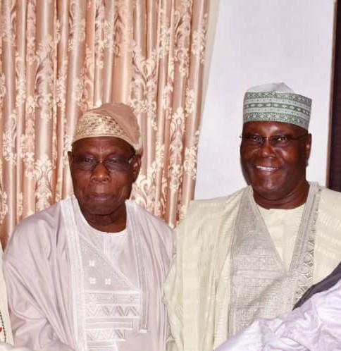 Obasanjo lobbying U.S. for Atiku
