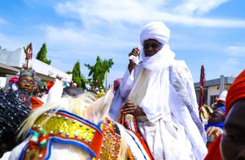 Atiku turbaned as 7th Waziri of Adamawa Emirate