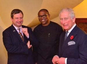 Photos of the day: Prince Charles and Princess Camilla Visit to Nigeria in colour