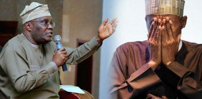 Don't Borrow to Donate $500,000 while Nigerians Suffer – Atiku Blasts Buhari