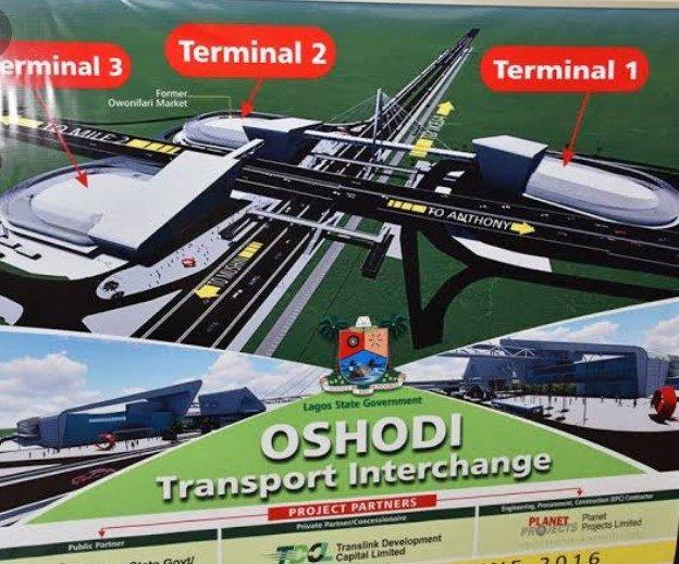 Oshodi Transport Interchange: Lagos Targets First Quarter 2019 Delivery Date