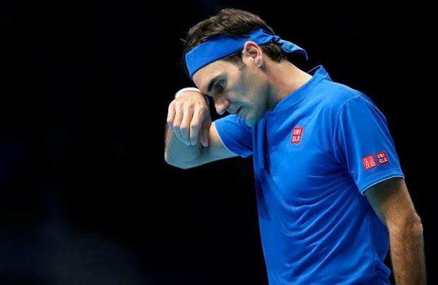 ATP Finals: Federer falls flat against Nishikori, Anderson off to flying start