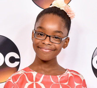 14-Year-Old 'Black-ish' Star, Marsai Martin Set to Become Hollywood's Youngest Executive Producer