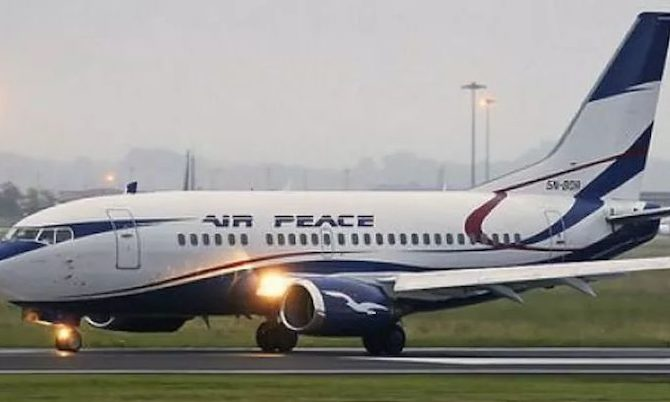 Air Peace crew thwarts attempted  trafficking of 3-day-old baby