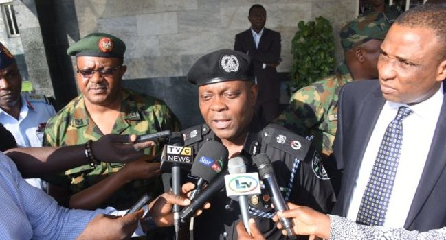 "APC Lagos rally fracas: Police arrest 2, declare NURTW chieftain, ""Seigo"" wanted"