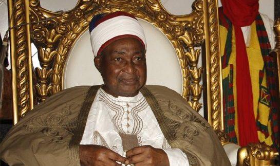 Tor Tiv, Ortom, Condole Nasarawa People over Death of Emir of Lafia