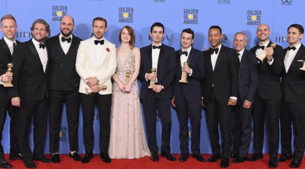 Full List of the Winners at the Golden Globe Awards