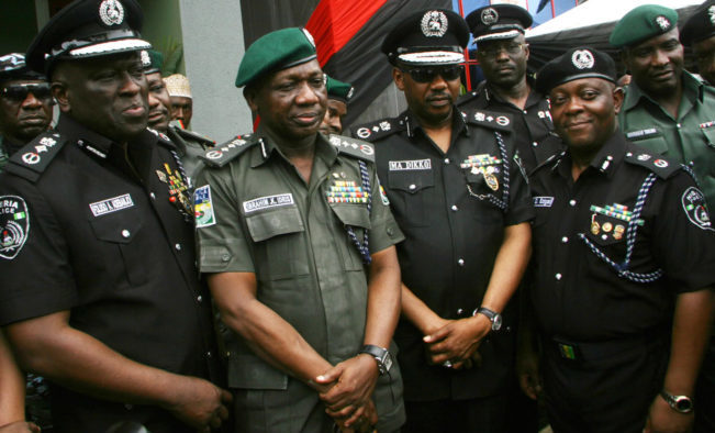 BREAKING: IGP Idris Out As Adamu Mohammed Takes Over