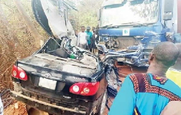 Couple, child die in Ondo road accident