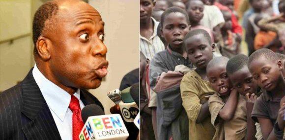 If you're hungry, I am too, Amaechi tells Nigerians