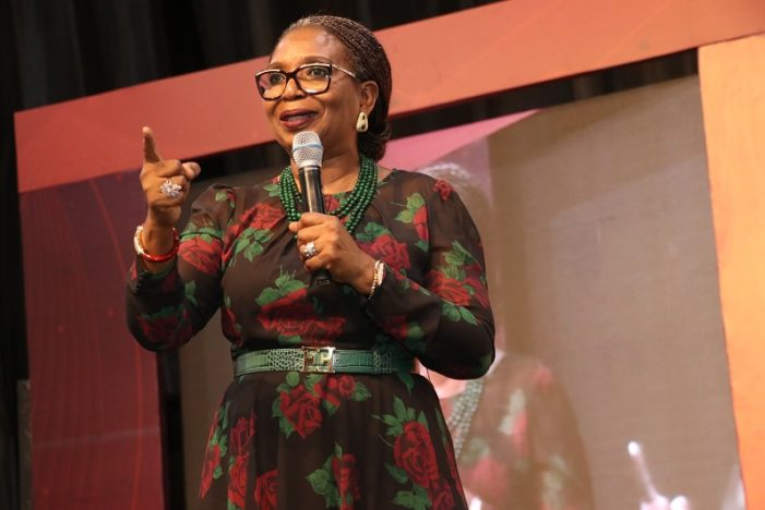 Believe in yourselves, Awosika tells young entrepreneurs