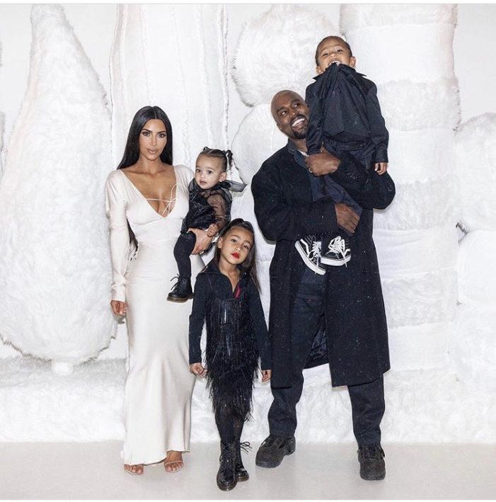 Kim Kardashian and Kanye West expecting fourth child in May