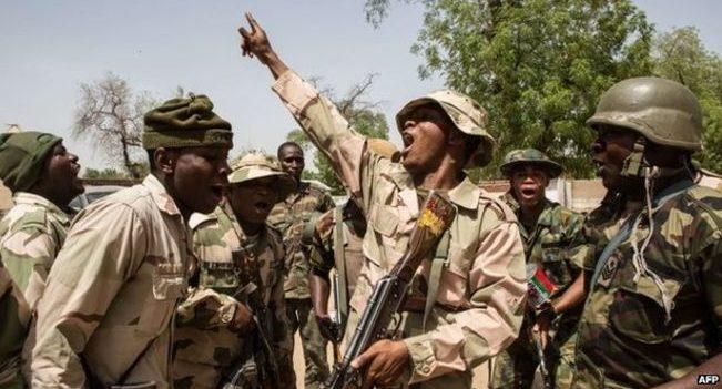 Army kill 17 bandits, arrest 67 in Nasarawa, Benue and Taraba