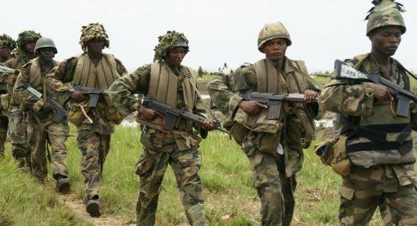Troops neutralise 6 terrorists, rescue 3 women