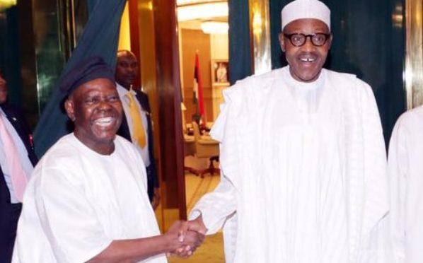 Buhari congratulates Akande as he turns 80