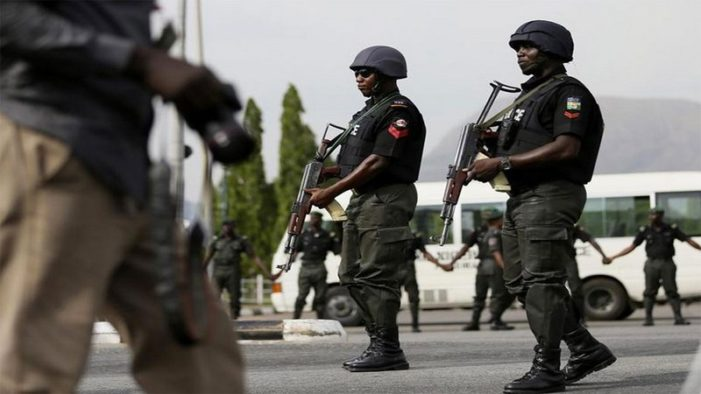 Why We Barricaded Venue of Free Lagos Movement Meeting —Police