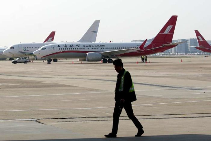 Boeing Grounds Entire Crash Aircraft Fleet