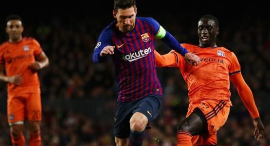 UEFA Champions League: Relentless Messi Takes Barca to Q' Finals