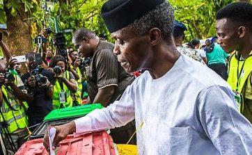 Rerun: We can't afford to slack up—Osinbajo
