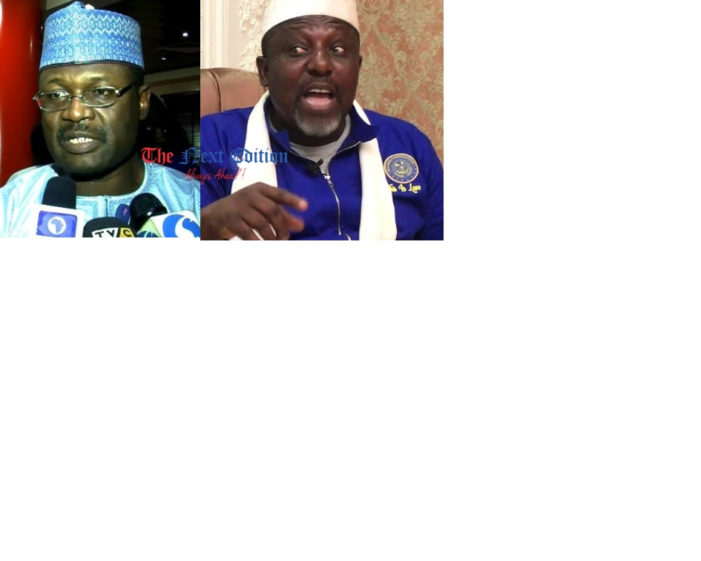 CoR: Okorocha to INEC, 'You Can't Seize My Certificate' as Others Receive Theirs Today, March 14