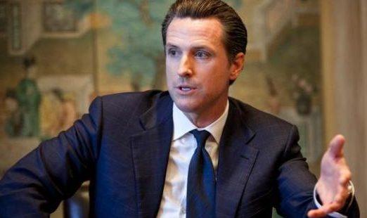 California governor to halt executions