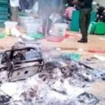 Supplementary Polls: Thugs Burn Election Materials in Benue
