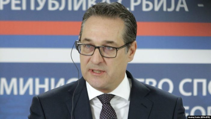 Austrian Vice-Chancellor Resigns after Release of Secret Video