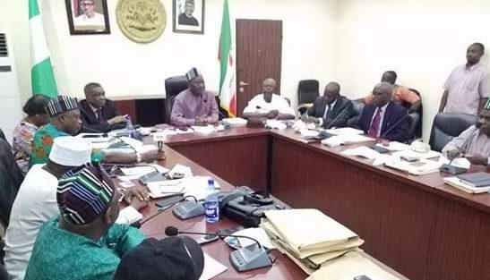 Benue Governor Ortom Dissolves Cabinet