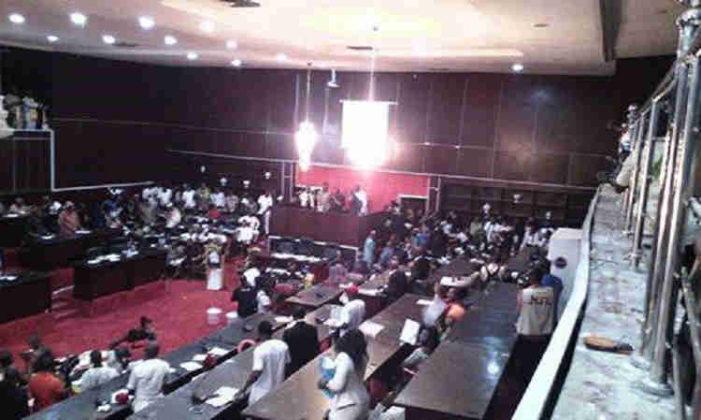Lawmakers Suspend Speaker, Majority Leader, Commence Impeachment Processes