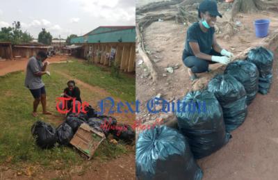 Keeping Enugu Clean Through Challenge