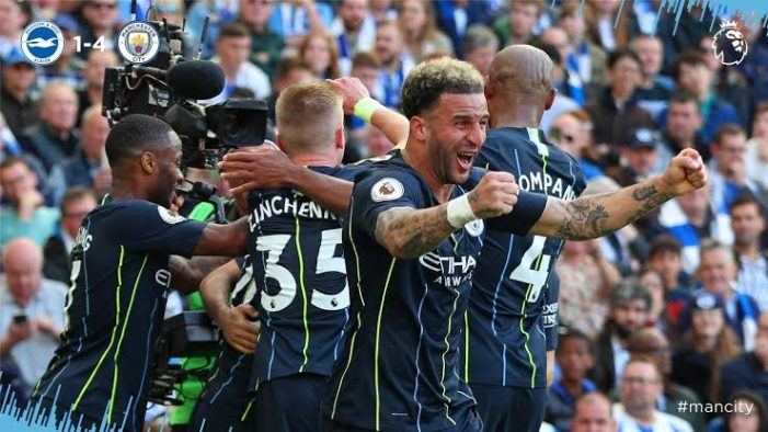 Manchester City Retain EPL Title
