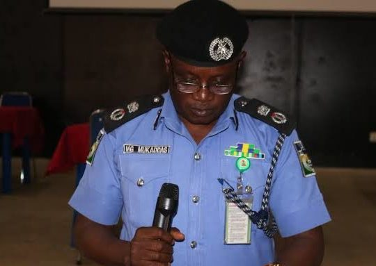"""Police Launches """"Operation Puff Adder"""" in Benue"""