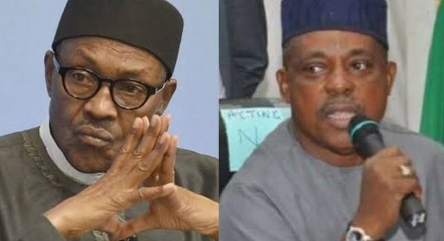 PDP to Buhari: Order Investigation into N14 Trillion Corruption before May 29, Challenges Sagay to Compile List