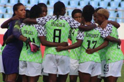 WAFU Cup: Super Falcons Wallop Niger Republic 15-0 Falcons