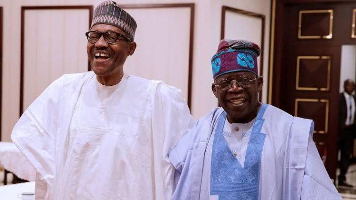 Tinubu Meets Buhari In Makkah, Warns Against Inflammatory Statements