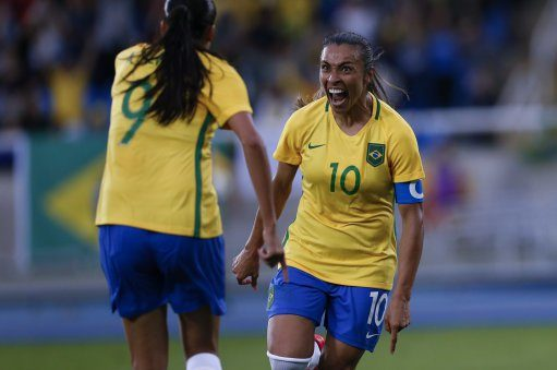 Breaking: Women's World Cup: Brazil Pummels Jamaica 3 – 0