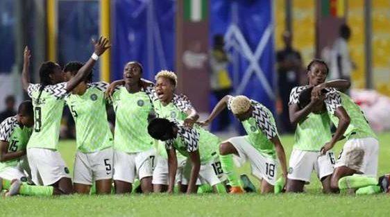 Breaking: Super Falcons of Nigeria Beaten 3.0 by Norway